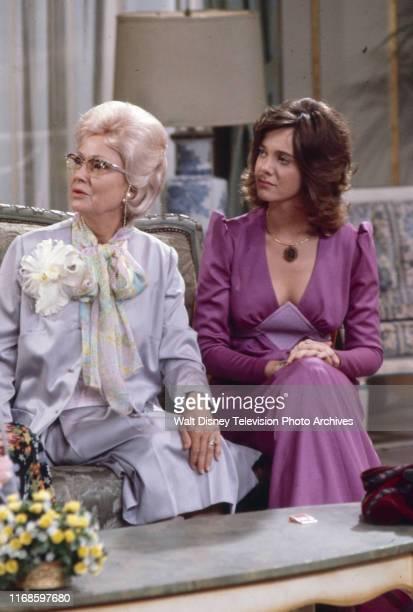 Martha Scott Anne Lockhart appearing in the ABC tv series 'Honeymoon Suite'