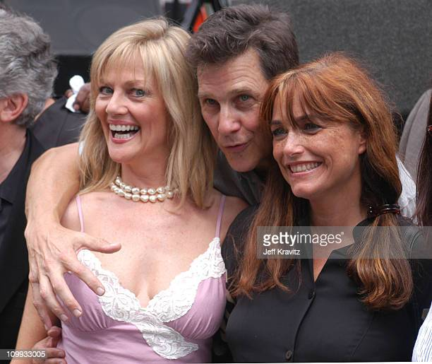 Martha Smith Tim Matheson and Karen Allen during Animal House 25th Anniversary Ultimate Homecoming Parade DVD Release Extravaganza at Hollywood...