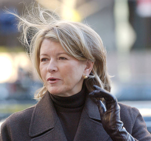 martha stewart trial Martha stewart, the home-decorating mogul who to many became synonymous with impeccable taste, was indicted by a federal grand jury today on charges of.