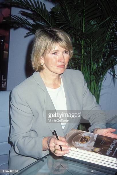 Martha Stewart attending the NAPTE Convention in Las Vegas NV