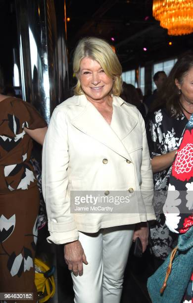 Martha Stewart attends as PEOPLE celebrates Book Expo 2018 with a cocktail reception hosted by Books Editor Kim Hubbard and Editor In Chief Jess...