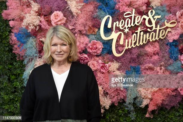 Martha Stewart attends Create Cultivate New York presented by Mastercard at Industry City on May 04 2019 in Brooklyn New York