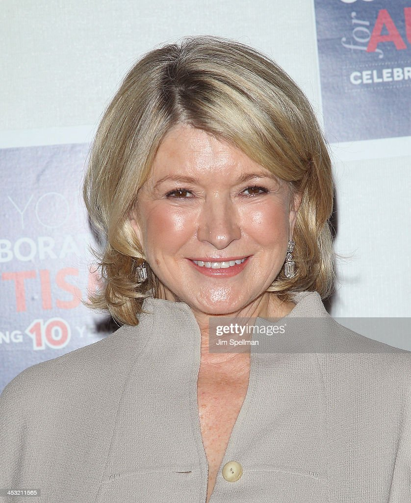 Martha Stewart attends the 2013 Winter Ball For Autism the at Metropolitan Museum of Art on December 2, 2013 in New York City.