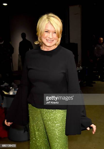 Martha Stewart attends the 2017 MTV Movie And TV Awards at The Shrine Auditorium on May 7 2017 in Los Angeles California