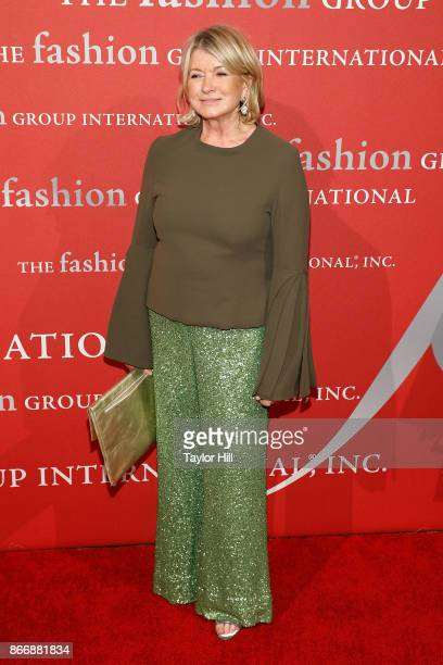 Martha Stewart attends the 2017 Night Of Stars Gala at Cipriani Wall Street on October 26 2017 in New York City