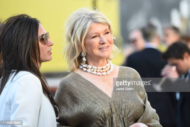 Martha Stewart attends the 2019 High Line Spring Benefit on May 21 2019 in New York City