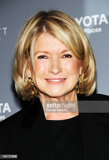 Martha Stewart attends the 2nd annual American Made Awards at Vanderbilt Hall at Grand Central Terminal on October 15, 2013 in New York City.