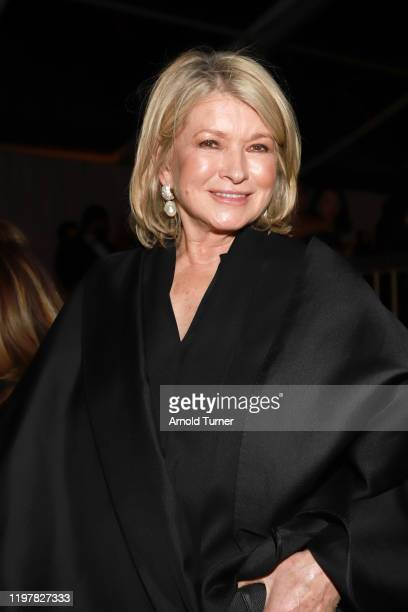 Martha Stewart attends the Netflix 2020 Golden Globes After Party on January 05, 2020 in Los Angeles, California.