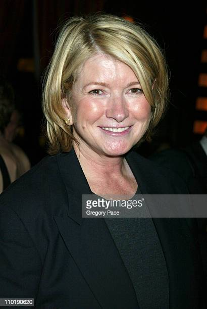 Martha Stewart during 'Sirio Maccioni The Story of My Life' and 'Le Cirque' Book Party at Le Cirque 2000 in New York City New York United States