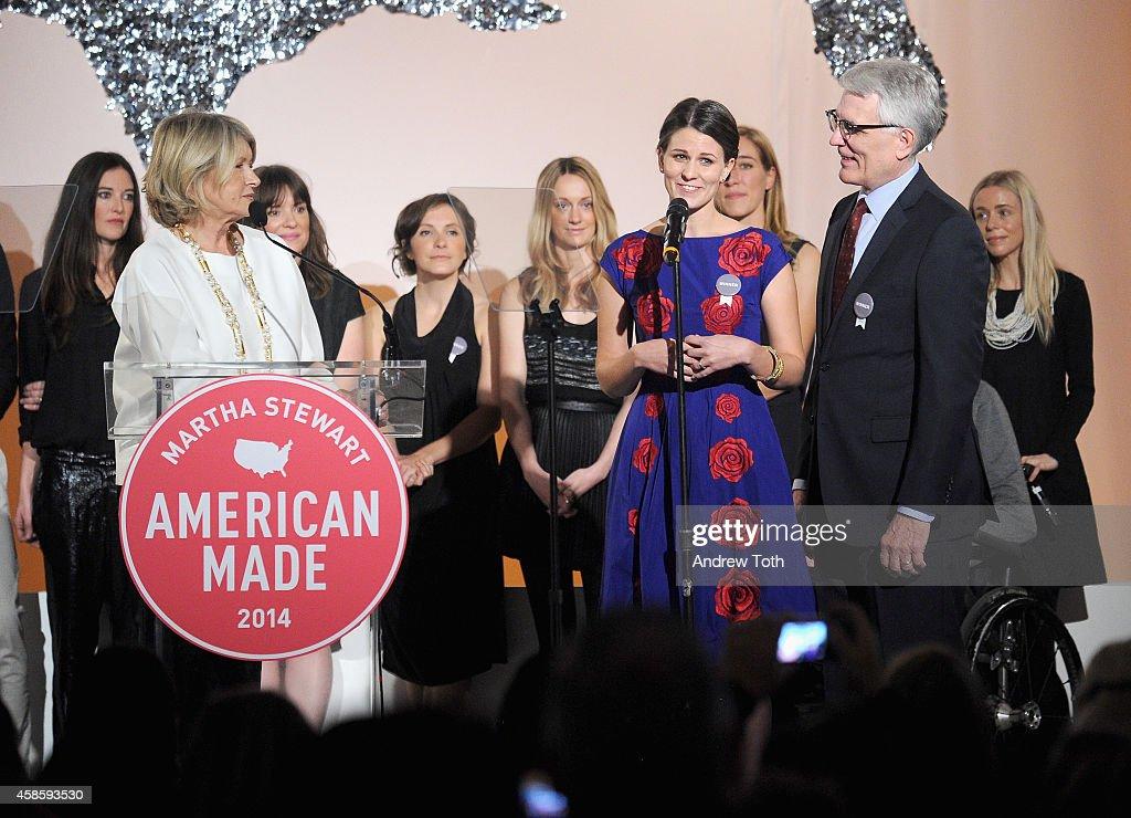 Martha Stewart American Made Maker Mixer : News Photo