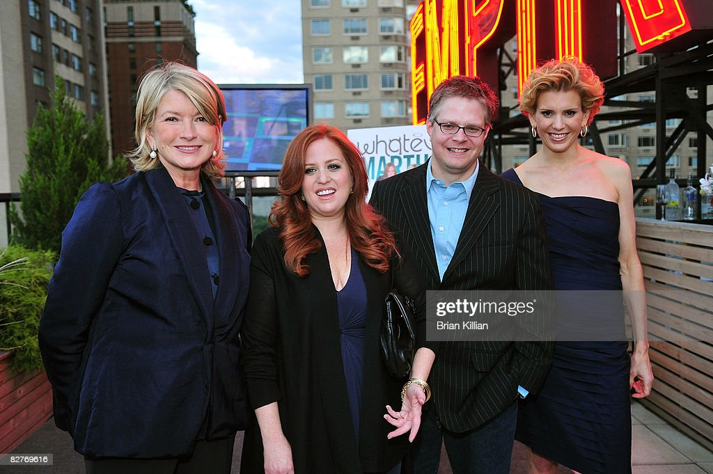 """Whatever Martha"" Launch Party : News Photo"