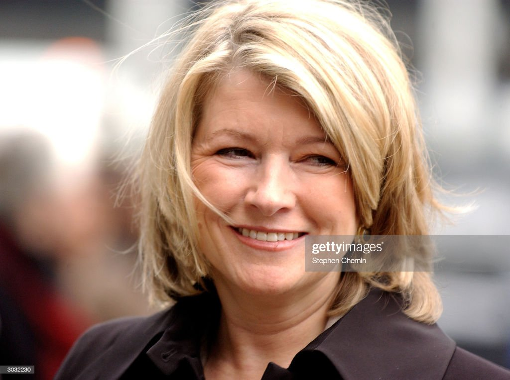Martha Stewart Trial Continues