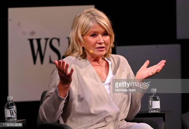 Martha Stewart speaks onstage at The Wall Street Journal's Future Of Everything Festival at Spring Studios on May 20, 2019 in New York City.