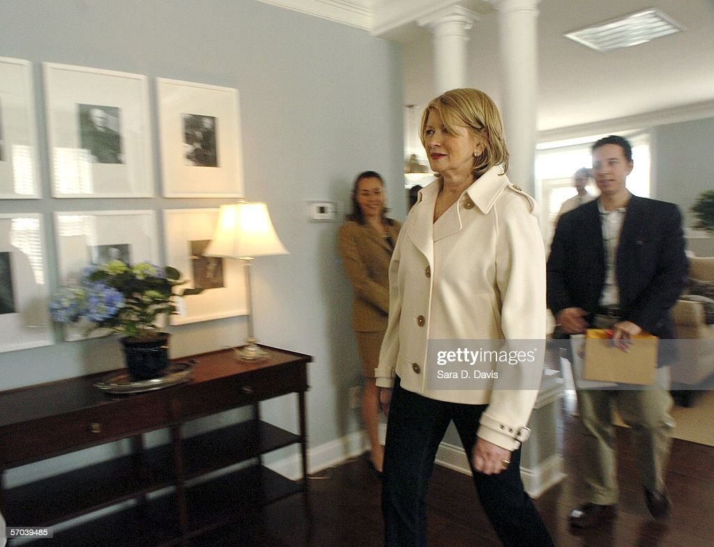 Martha Stewart Unveils Her First Fully Designed Homes Photos And
