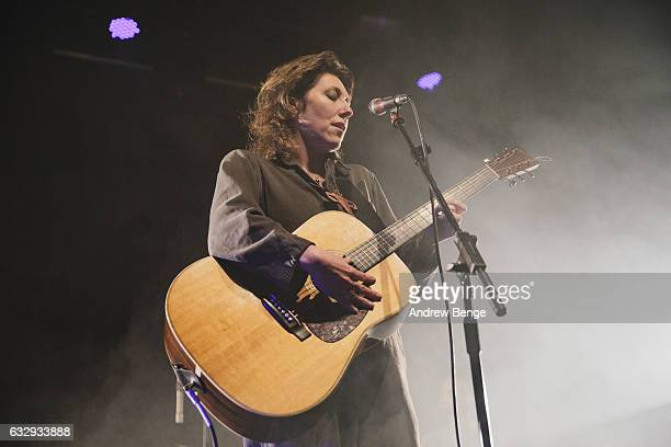 Martha Wainwright performs at The O2 Ritz Manchester on January 28 2017 in Manchester United Kingdom