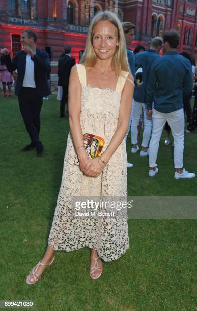 Martha Ward attends the 2017 annual VA Summer Party in partnership with Harrods at the Victoria and Albert Museum on June 21 2017 in London England