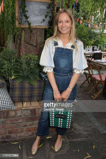 Martha Ward attends the VIP London launch of the Barbour by ALEXACHUNG collection at The Albion on June 20 2019 in London England