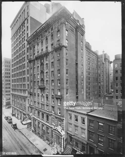 Martha Washington Hotel New York New York early twentieth century