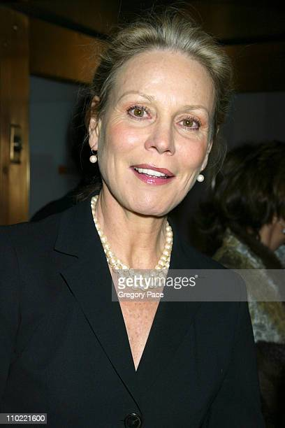 Marthe Keller during Catherine Deneuve and The French Institute Alliance Francaise Host La Nuit Des Etoiles a French Film Festival Dinner Benefit at...