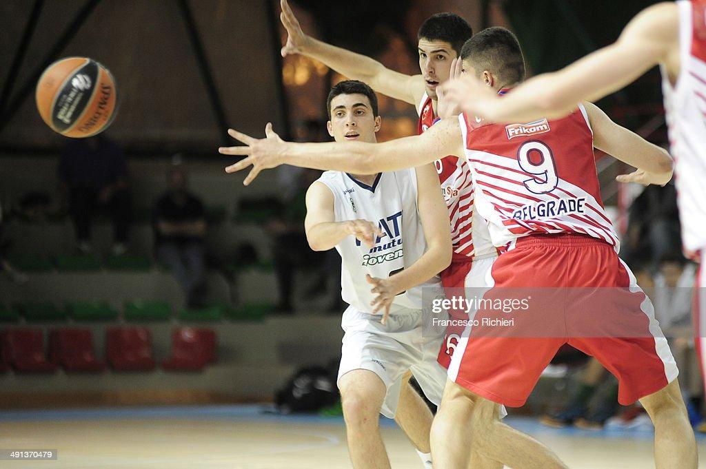 Benigno propietario Puntuación  Marti Fonolla, #8 of Club Joventud Badalona in action during the Nike...  News Photo - Getty Images