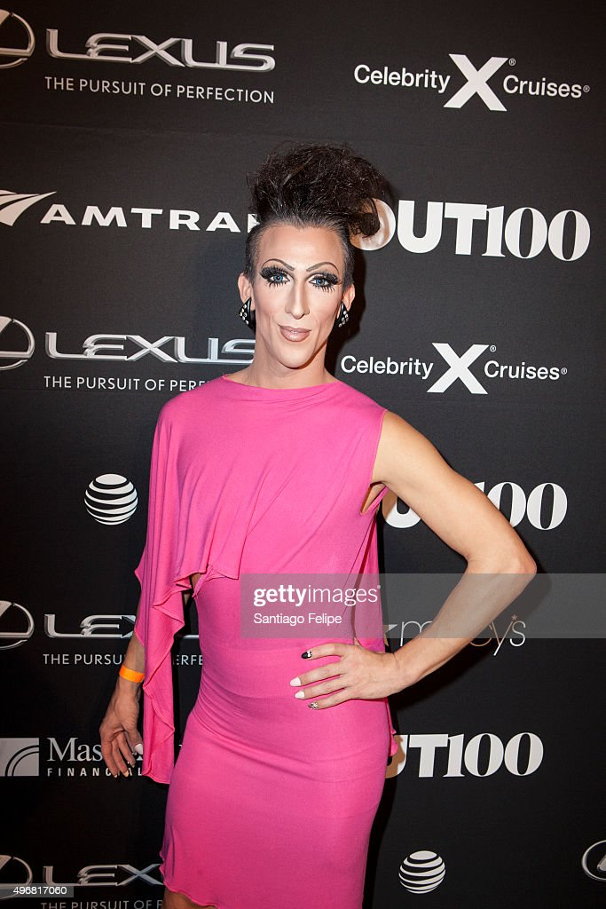 Marti Gould Cummings attends 2015 Out100 Celebration at Gustavino's on November 11, 2015 in New York City.