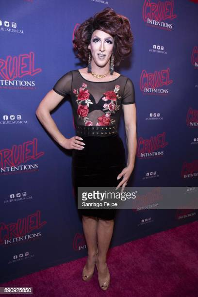 Marti Gould Cummings attends 'Cruel Intentions' The 90's Musical Experience at Le Poisson Rouge on December 11 2017 in New York City