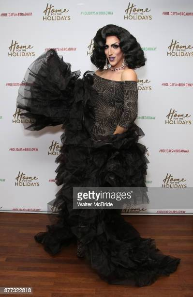 Marti Gould Cummings attends the Broadway Opening Night after party for 'Home for the Holidays The Broadway Concert Celebration' at the Copacabana in...