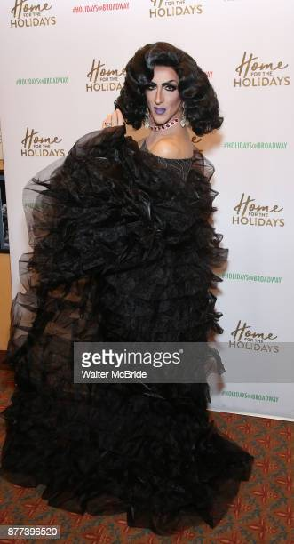 Marti Gould Cummings attends the Broadway Opening Night performance of 'Home for the Holidays The Broadway Concert Celebration' at the August Wilson...