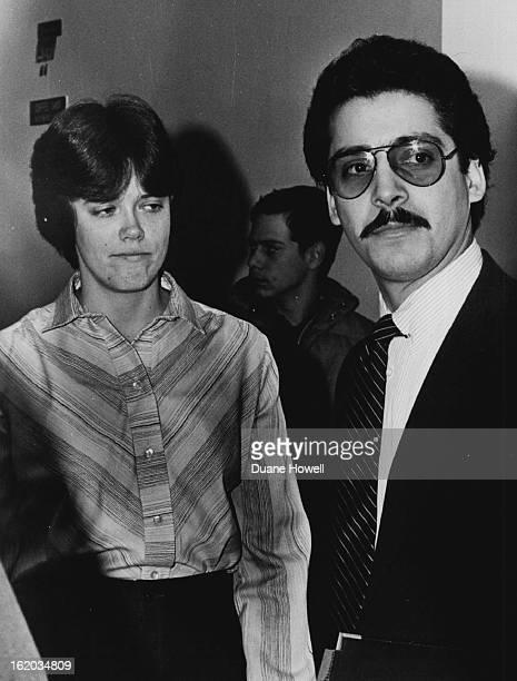 NOV 12 1981 21983 Marti Lynn Jamin Neighbor Faisal Zagallai Ray Martinez Chief Police Investigator