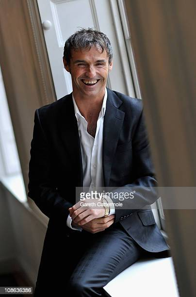 Marti Pellow attends a photocall for the launch for the UK tour of Jekyll and Hyde at the Royal Institute of Great Britain on January 31 2011 in...