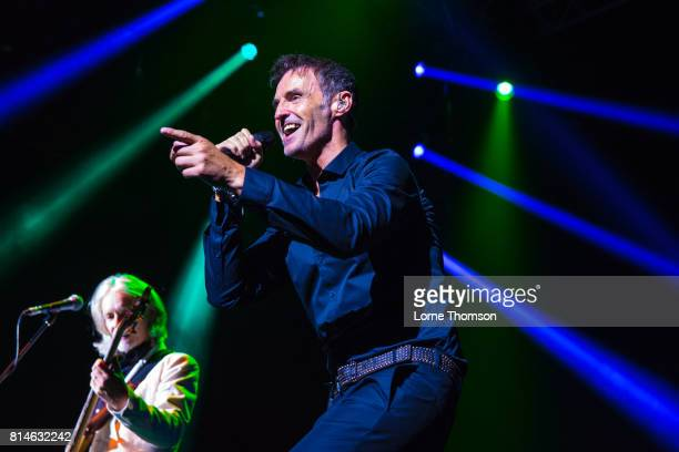 Marti Pellow of Wet Wet Wet performs at Eventim Apollo on July 14 2017 in London England