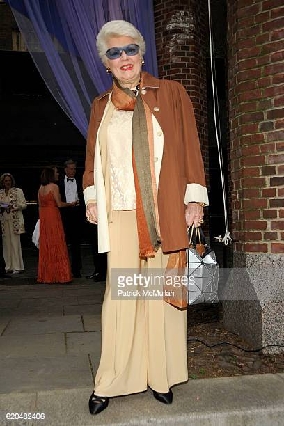 Marti Stevens attends The Wildlife Conservation Society's SAFARI INDIA Gala at Central Park Zoo on June 3 2008 in New York City