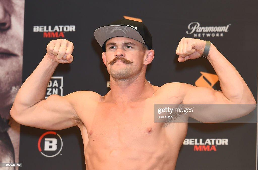 Bellator Japan Weigh-In : News Photo