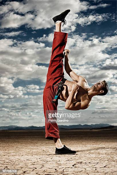 Martial Arts in the Desert