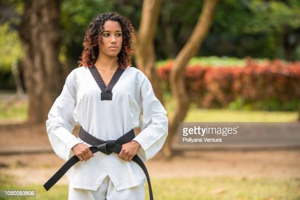martial arts - kung fu stock photos and pictures