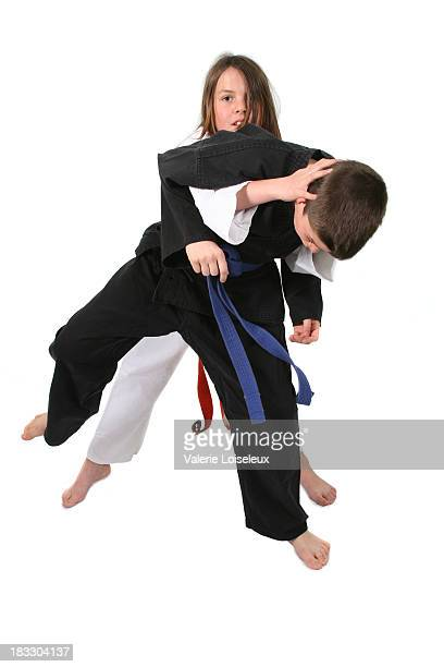 martial arts - female famous people stock pictures, royalty-free photos & images