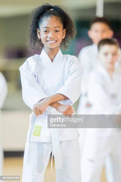 武術スチューデント - mixed martial arts ストックフォトと画像