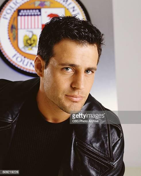 Martial Law cast member Louis Mandylor Image dated July 1 1998