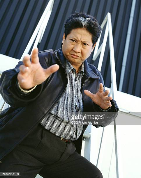 Martial Law cast member Sammo Hung Image dated July 1 1998