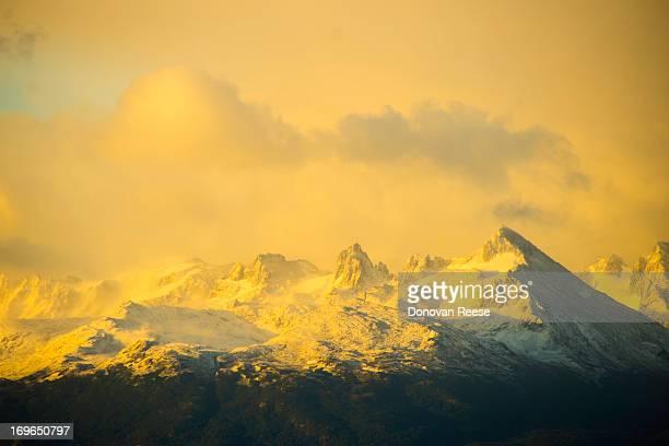 Martial Mountain Range, Ushuaia, Argentina