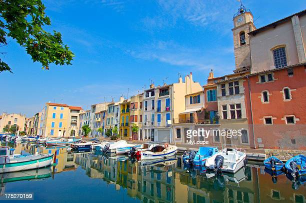 Martigues Bouches du Rhone Provence France Europe