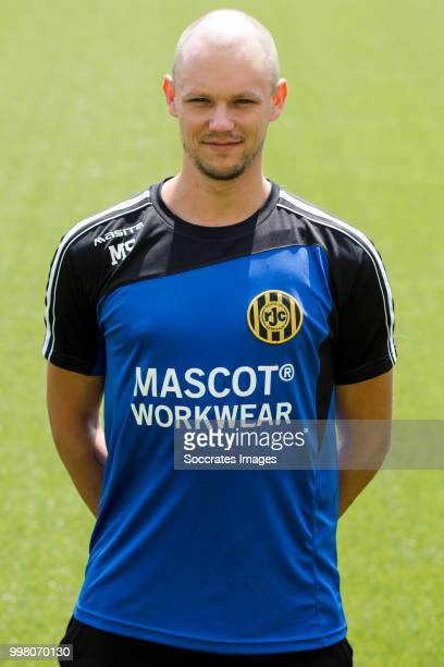 Martijn Smeets during the Photocall Roda JC at the Parkstad Limburg Stadium on July 12 2018 in Kerkrade Netherlands