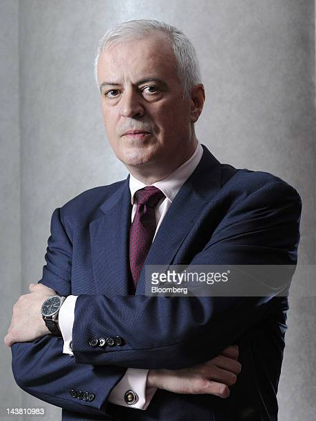 Martin Abbott chief executive officer of the London Metal Exchange stands for a photograph in Singapore on Friday May 4 2012 The London Metal...