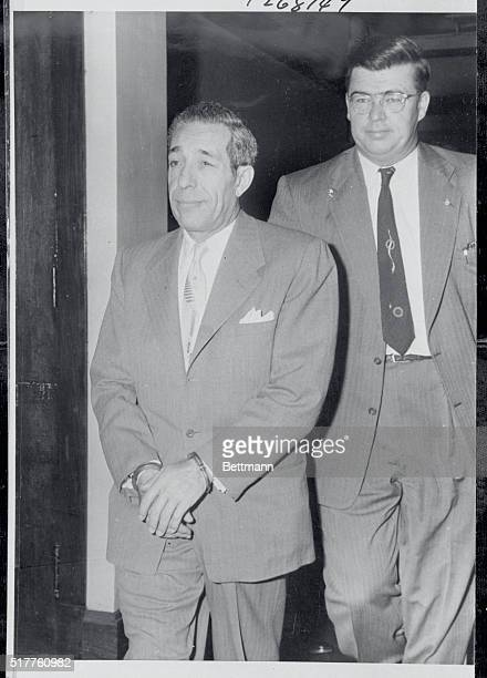 Martin Accardo brother of Tony Accardo Chicago Crime Syndicate Leader was sentenced in Federal Court today to three years in prison and to a fine of...