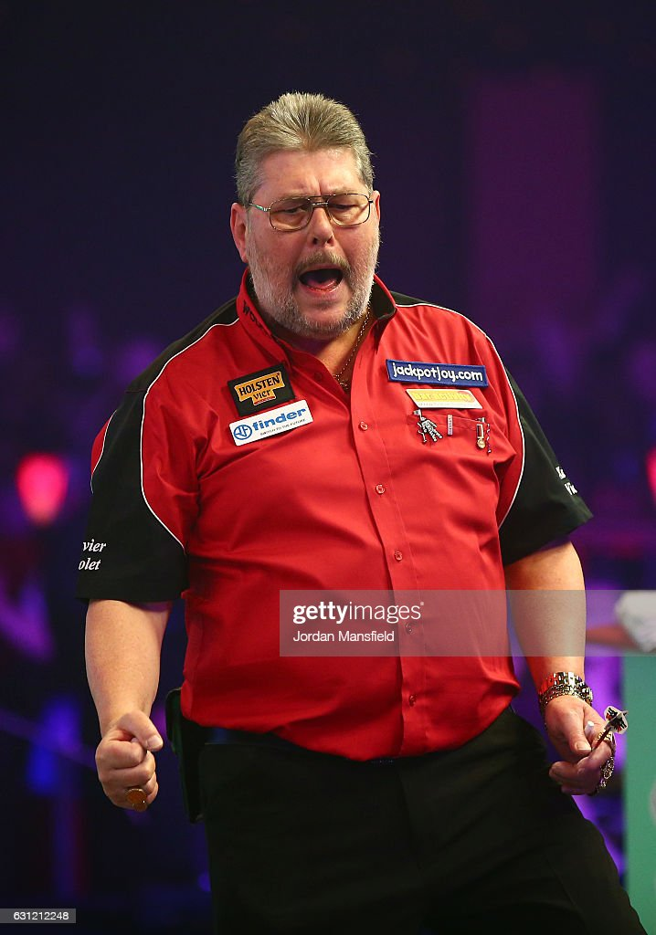BDO Lakeside World Professional Darts Championships - Day Two