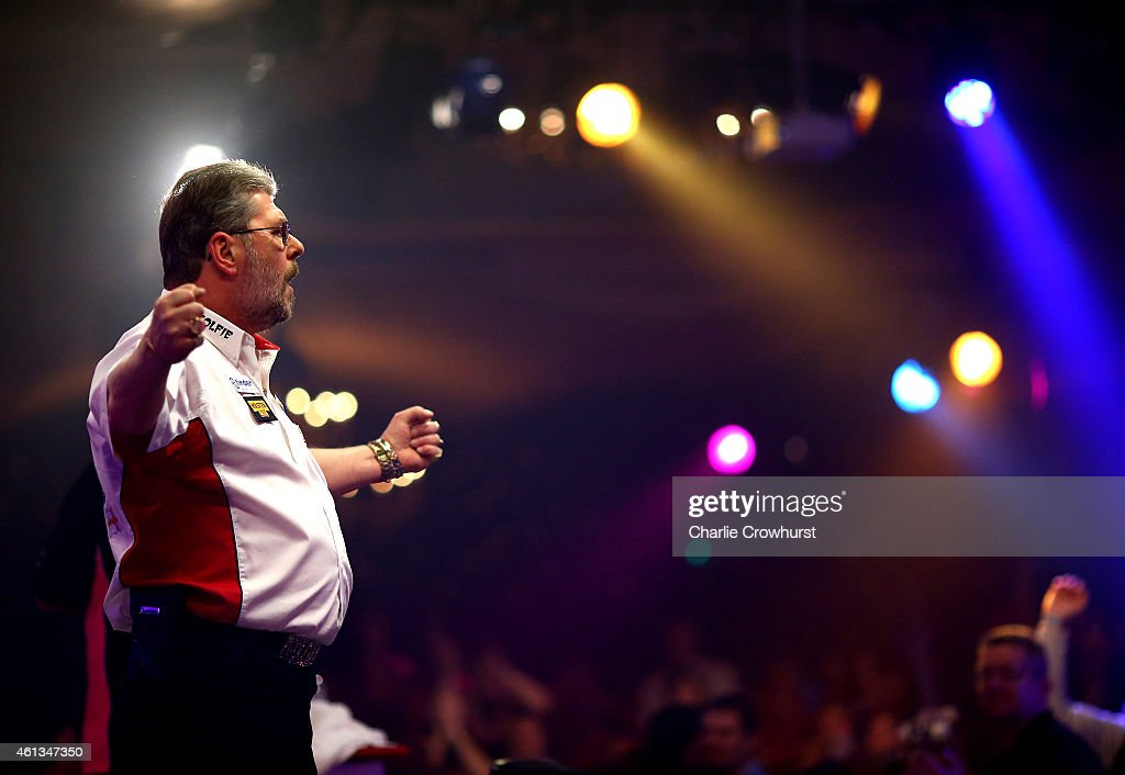 BDO Lakeside World Professional Darts Championships - Day Nine