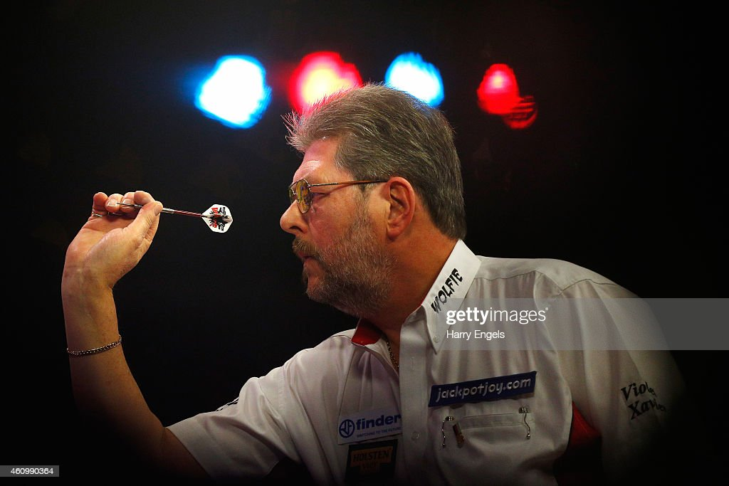 BDO Lakeside World Professional Darts Championships - Day One