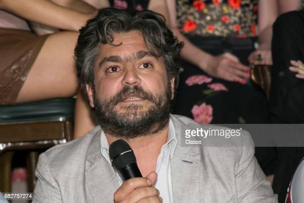 Martin Altomaro attends the presentation of Mexican series 'Las 13 Esposas' on May 11 2017 in Mexico City Mexico