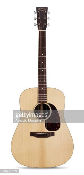 A CF Martin and Co DR Centennial acoustic guitar taken on December 14 2016