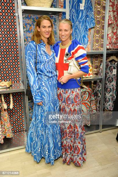 Martin and Susan Chokachi at Launch of La DoubleJ at Bergdorf Goodman at Bergdorf Goodman on April 20 2017 in New York City
